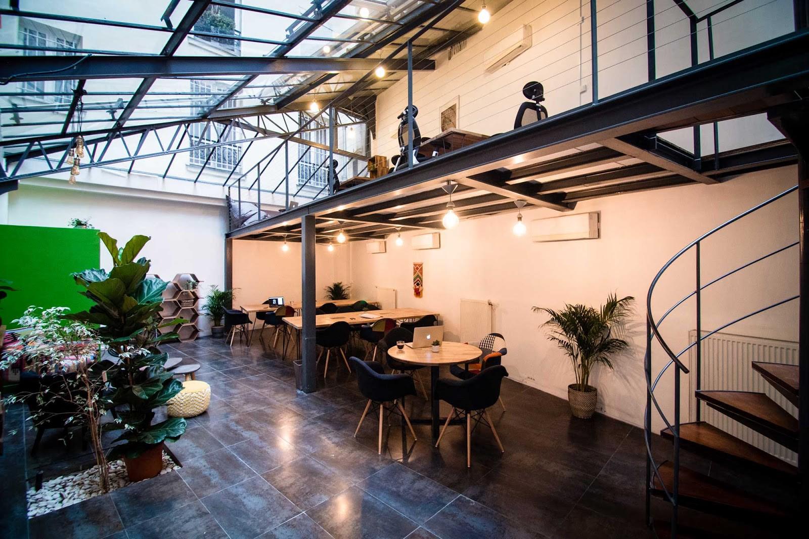 Minca Coworking, espace de coworking à Paris