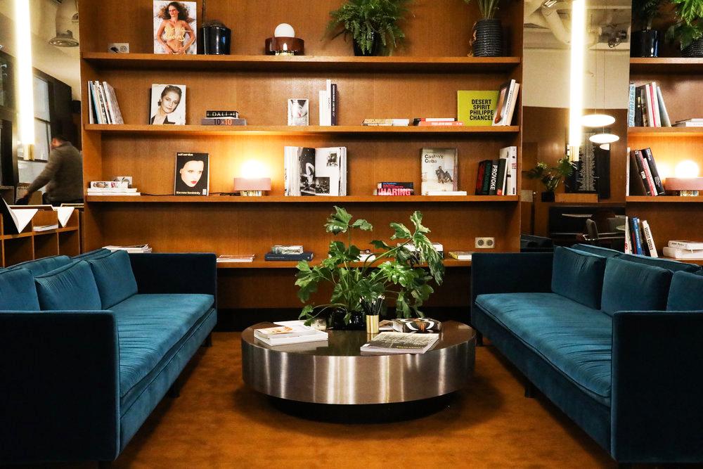 The Bureau, espace de coworking à Paris