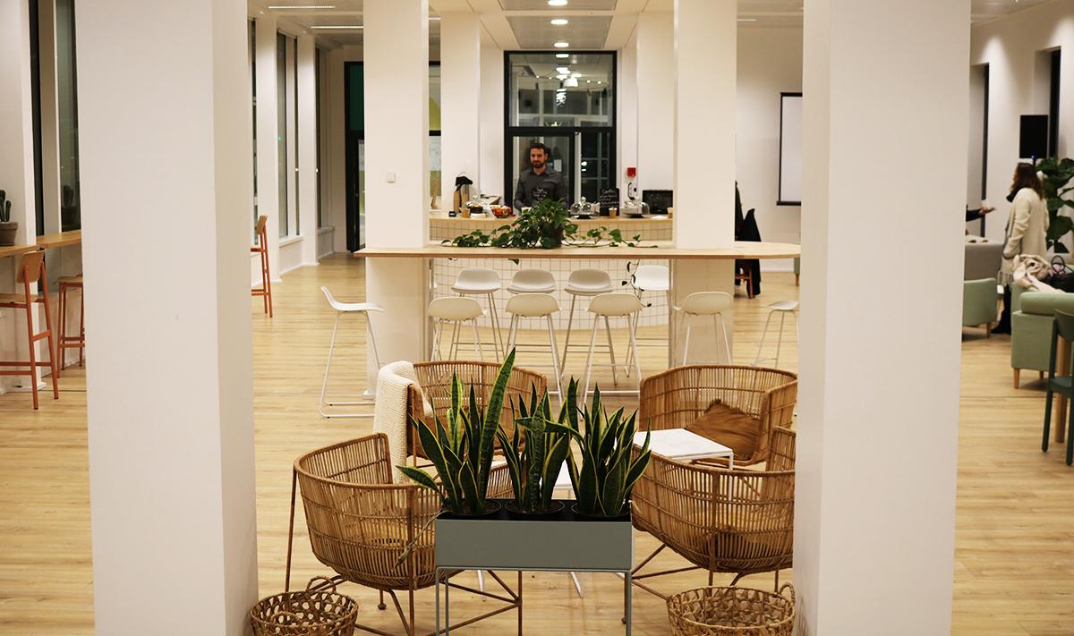 Morning Coworking Clichy, espace de coworking à Paris