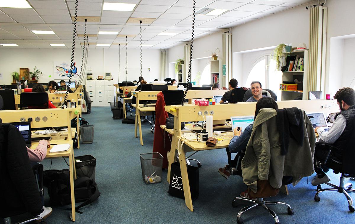 Coolworking, espace de coworking à Bordeaux