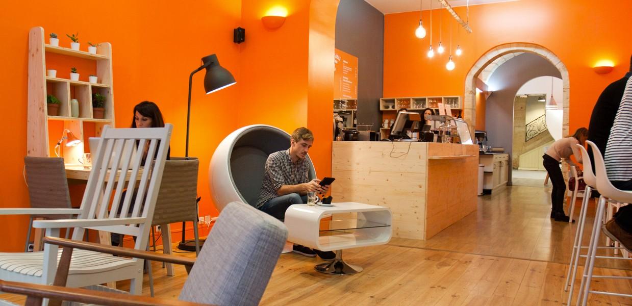 Le Bac à Sable, espace de coworking à Bordeaux