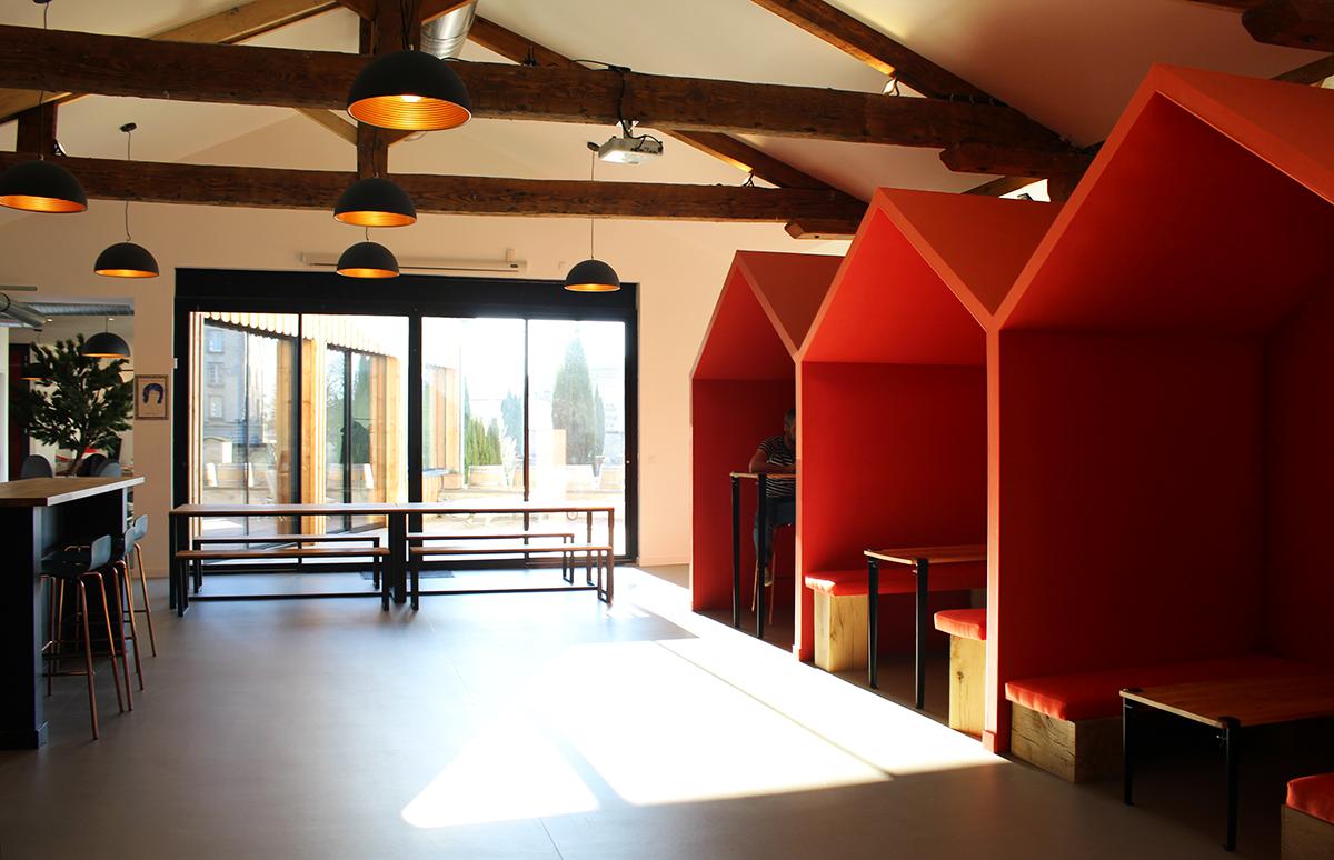 Mota Coworking, espace de coworking à Bordeaux
