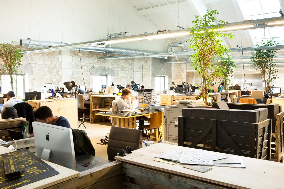 Darwin Coworking, espace de coworking à Bordeaux