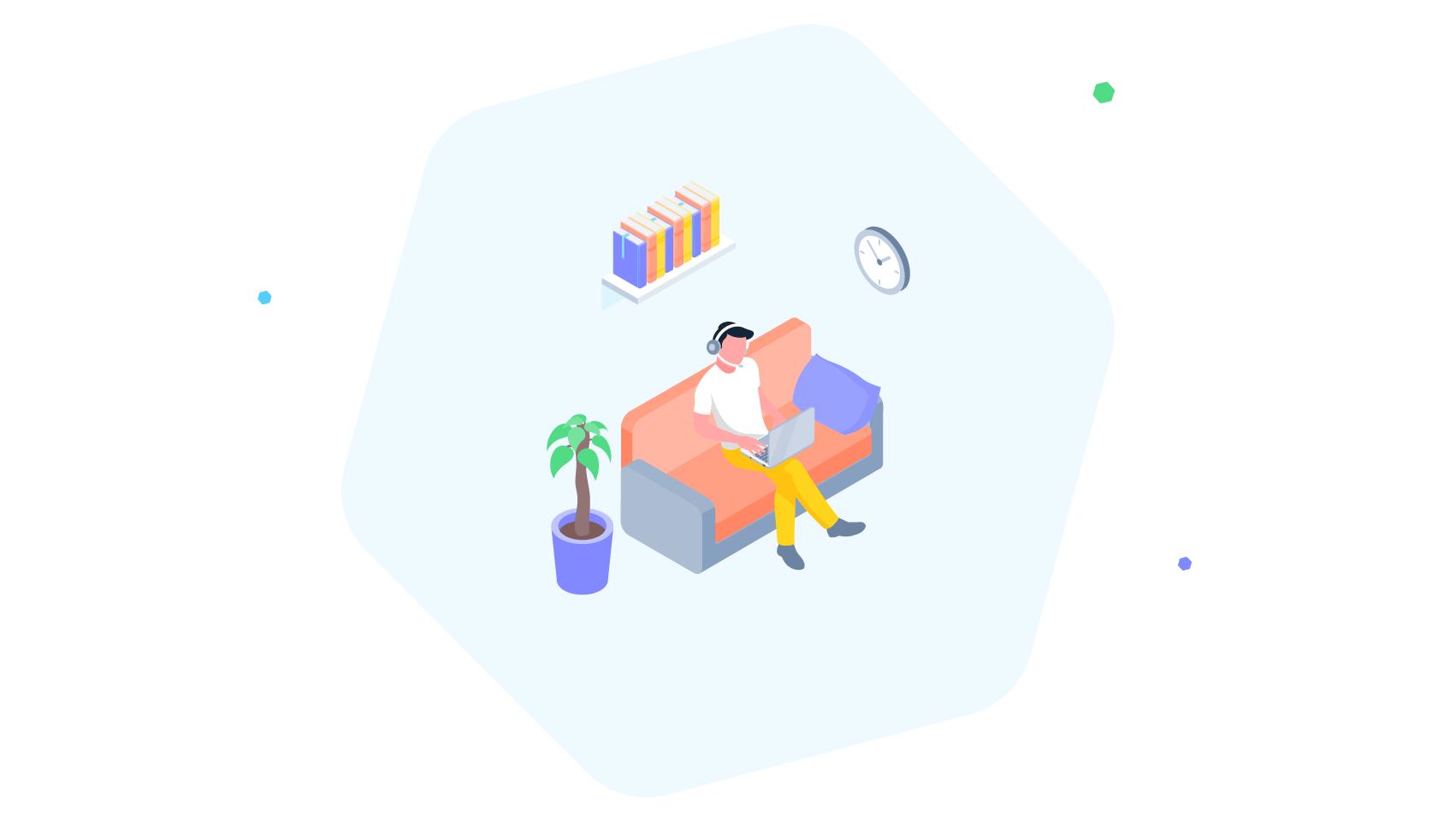 Comment créer son entreprise depuis son canapé ?