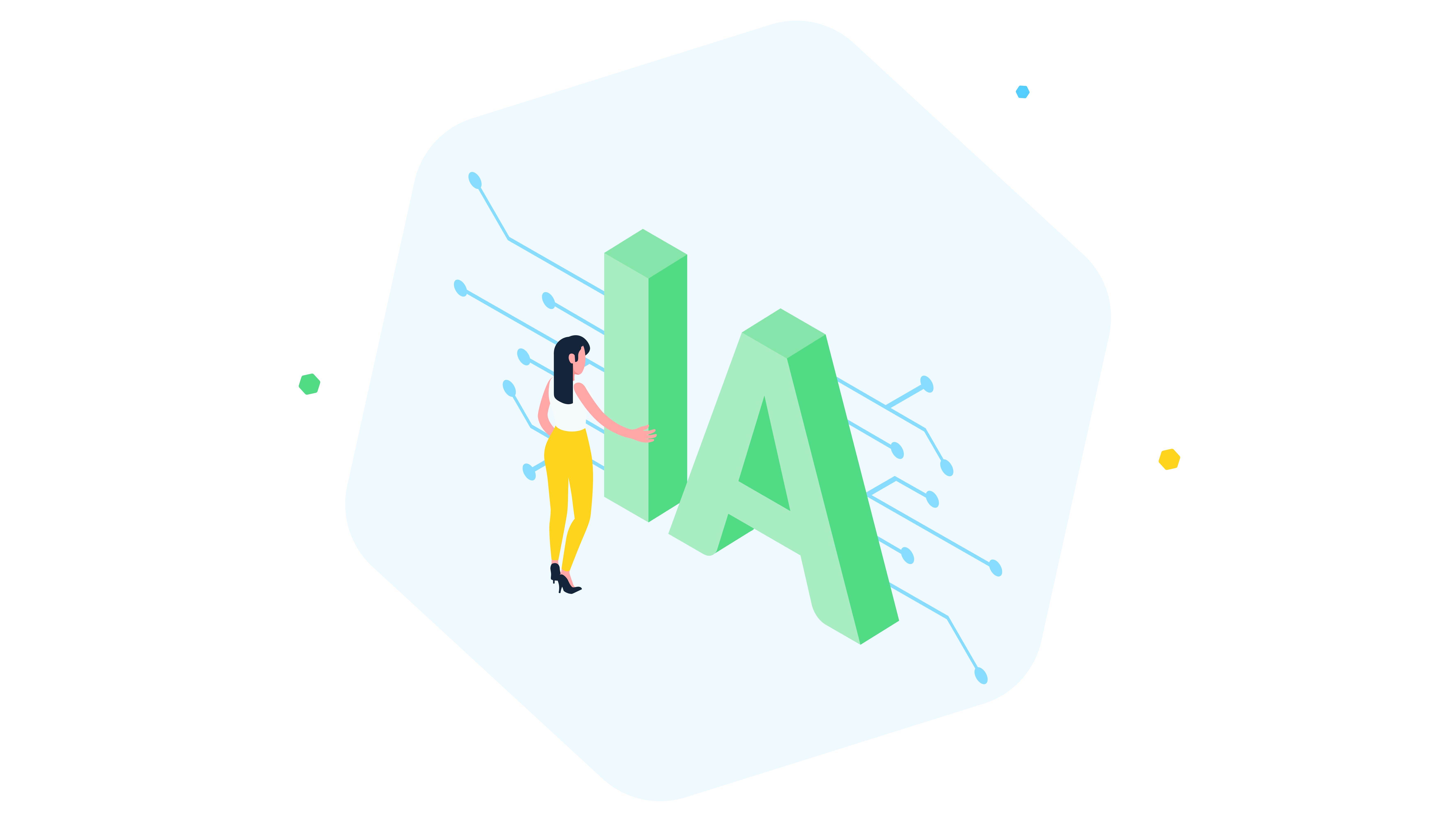 Infographie : L'IA au service de la compta